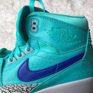 Nike Shoes - NWOT Nike Air Jordan Legacy 312 Hyper Jade